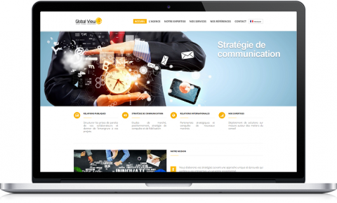Site Web de GlobalView